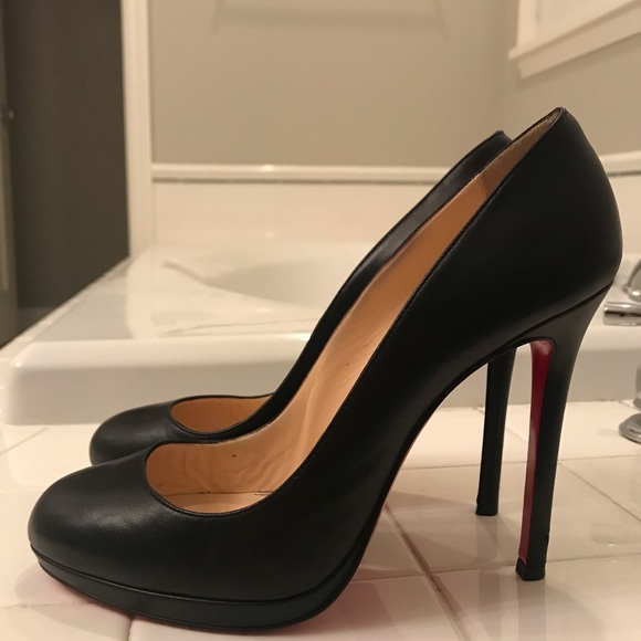quite nice release date wholesale price Christian Louboutin Classic heels
